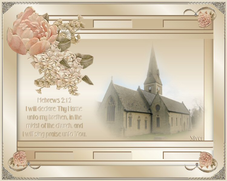 Church Welcome Poems image