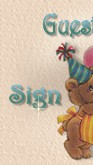 Kids Birthday Verses Sign