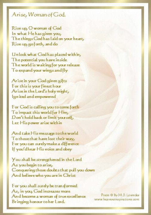 Christian Picture Poems,Inspirational Poems on Beautiful ...