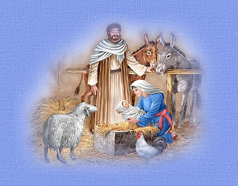 Christmas Poems Baby Jesus